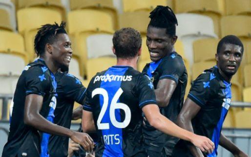 Afbeelding: LIVE: Club Brugge staat op twintig minuten van de volgende ronde