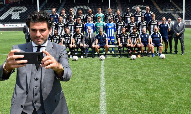 Afbeelding: OFFICIEEL: Nieuwe aanvaller tekent voor vier seizoenen bij Charleroi