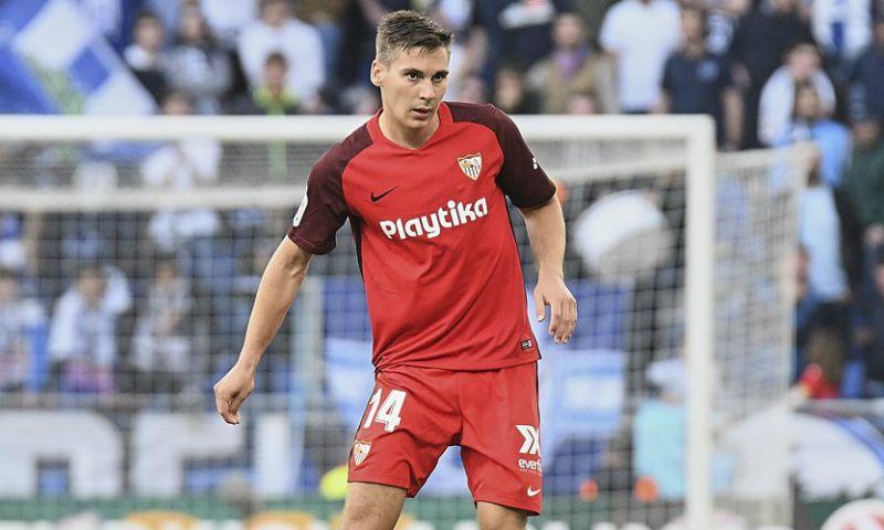Afbeelding: Done deal: Wöber verlaat Sevilla na half jaar en zeven competitiewedstrijden
