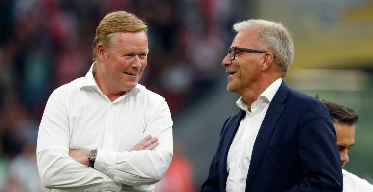 Koeman heeft jong viertal van PSV en AZ in vizier: Veel mogelijkheden