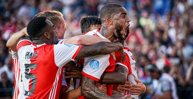 Feyenoord met 22 man naar Georgië voor EL-return: geen Fer, Ayoub en Vente