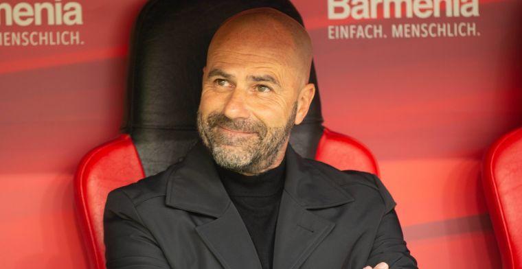 Bosz experimenteert en bouwt bij Bayer: vernieuwd Leverkusen kan alle kanten op