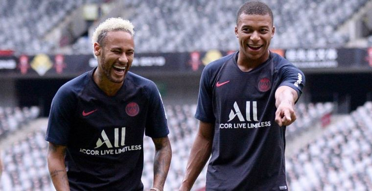 'PSG voert druk op en eist kwart miljard van FC Barcelona en Real Madrid'