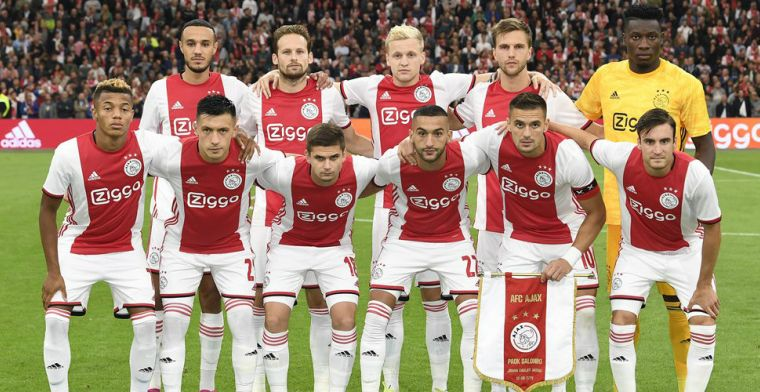 Spelersrapport: Ajax scoort twee onvoldoendes, hoogste cijfer voor verdediger