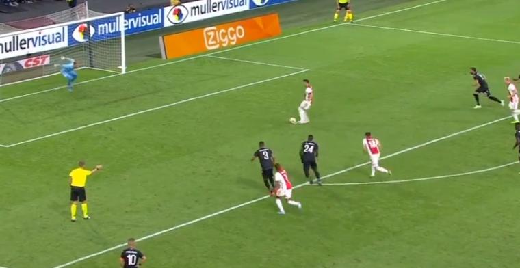 Tadic rondt tweede penalty wél af: Servisch bedankje van Sierd