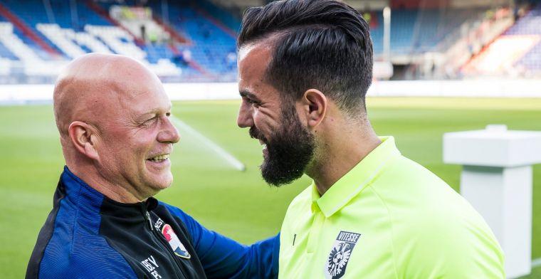 'Soms denk ik: fuck it, laat gaan, ik heb mooi bij Ajax en Feyenoord mogen spelen'