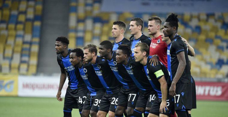Club Brugge-supporters hekelen de ref: 'Stuur hem naar Siberië!'