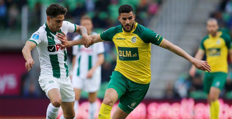'FC Groningen zoekt extra verdediger en wil oude bekende van Fortuna halen'