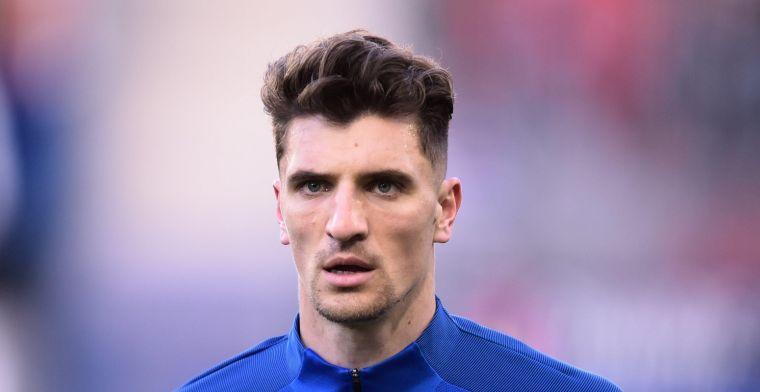 Tuttomercatoweb: 'Meunier gaat PSG de rug toekeren voor Serie A'