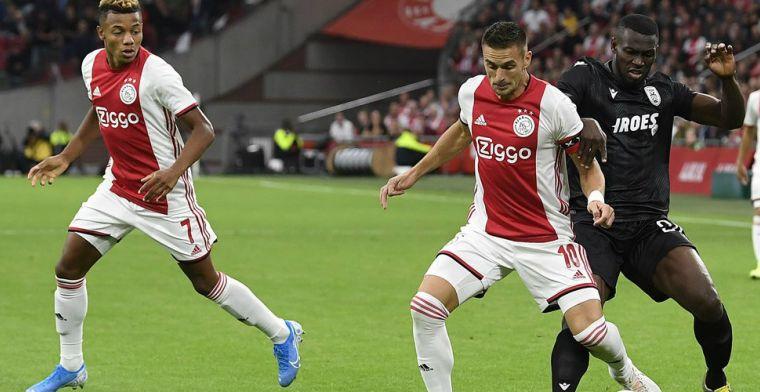 LIVE: Ajax worstelt zich naar play-offs Champions League (gesloten)