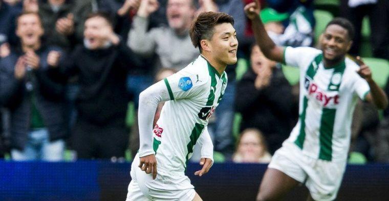 VI: PSV is onder de indruk van Doan en wil Groningen-smaakmaker inlijven