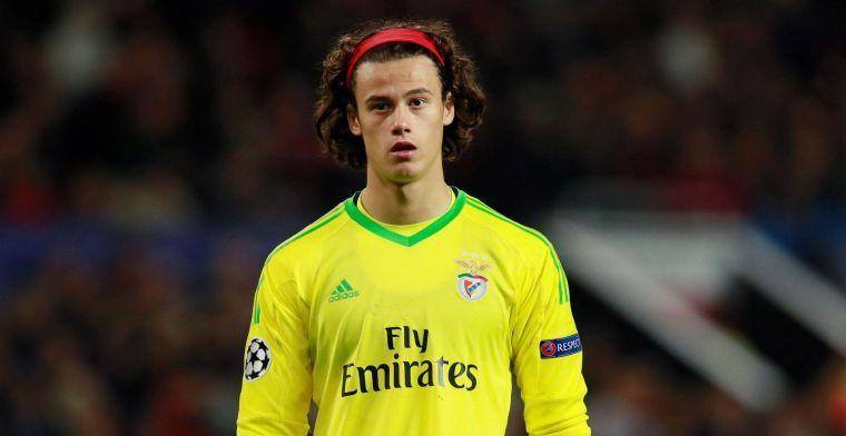Vage Belgische interesse voor Svilar: Benfica wil hem niet definitief kwijt