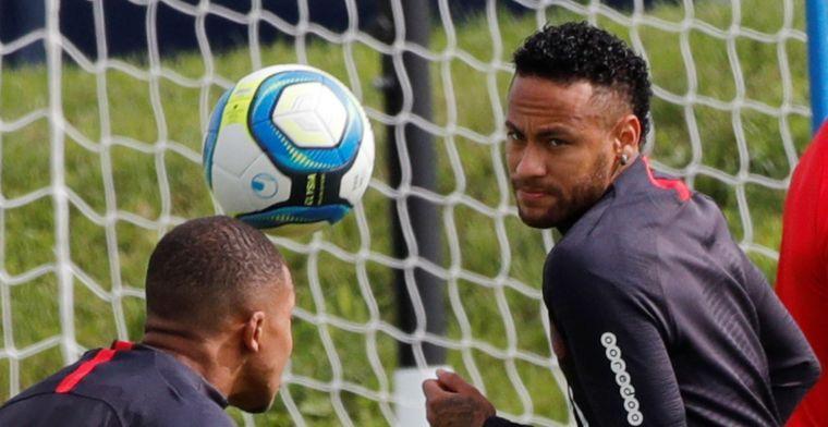 Neymar wordt vrijdag medisch gekeurd door FC Barcelona