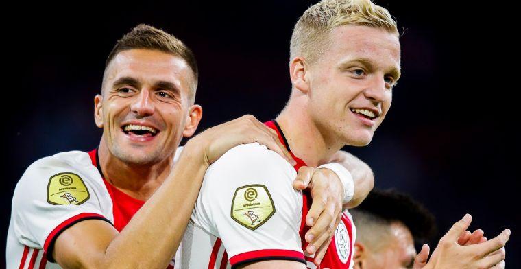Kraay: 'Ik vroeg hem: waarom heeft Ajax je zo'n kort contract gegeven?'