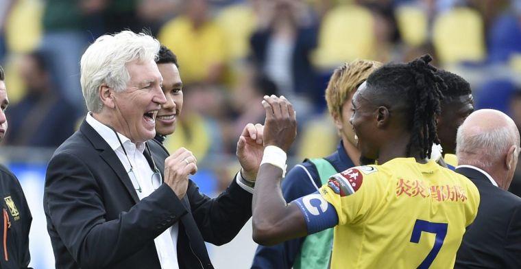 'STVV schiet in gang en wil nu ook een verdediger van Juventus'