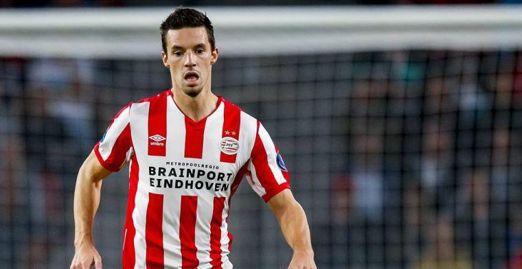 Viergever complimenteus over PSV-partner: 'Hij spreekt uitstekend Engels'