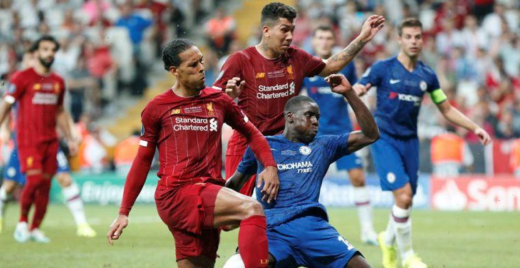 Van Dijk en Wijnaldum winnen Supercup met Liverpool na spektakel in Istanbul