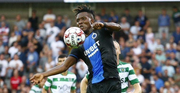 Over een paar jaar gaat Club Brugge hem verkopen voor 30 miljoen