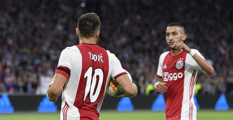 Waarom het aanvalsspel van Ajax tegen PAOK Saloniki hoop biedt voor de toekomst