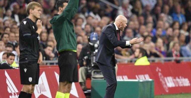 Ajax heeft moeite met 'nieuwe status': 'Onzin, grote clubs kunnen dat, Ajax niet'