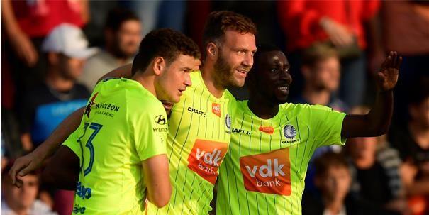 Depoitre verklaart waarom hij KAA Gent boven Club Brugge en Anderlecht verkoos