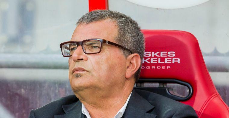 VI: Van Leeuwen en FC Twente willen drie spelers na investering van 1,4 miljoen