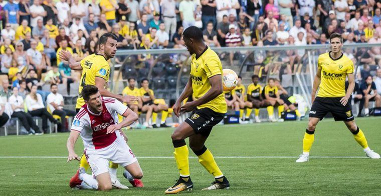 VVV doet oproep aan Limburgse Ajax-fans: 'Laat rood-witte shirts thuis'