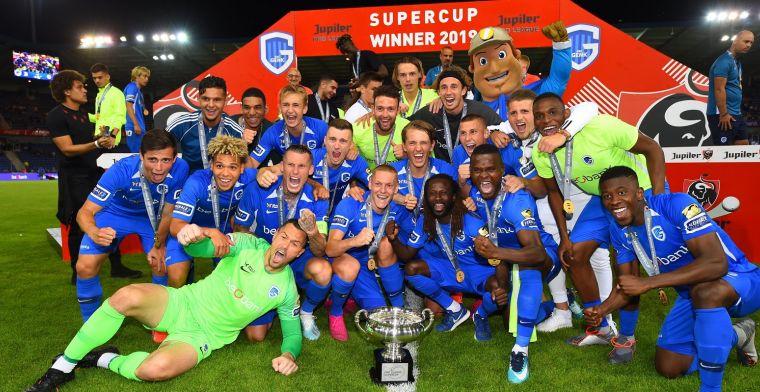 Wie kan KRC Genk (en Club Brugge) loten? Dit zijn de voorlopige CL-potten