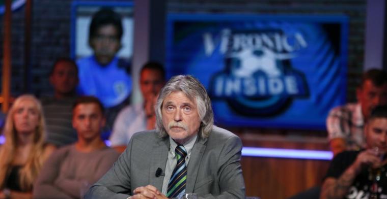 Derksen kritisch op PSV: 'De verdediging is van het niveau Willem ll'