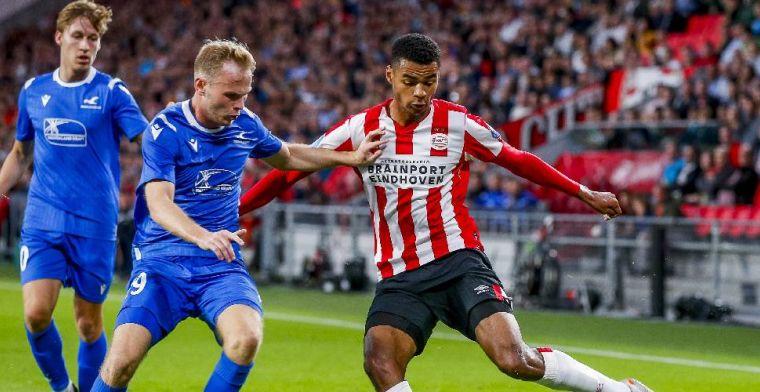 'Het vertrek van Lozano bij PSV geeft mij meer kans op speelminuten'