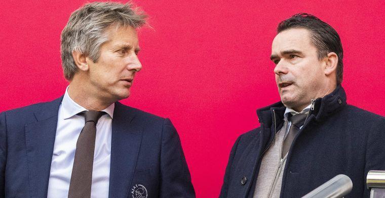 Update: Ajax bedingt optie tot koop en maakt melding van komst Zwitser