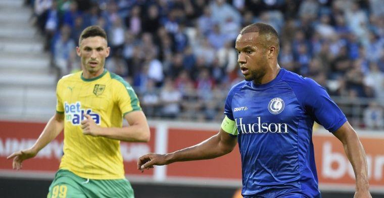KAA Gent richting Play-Offs van Europa League na mooie winst tegen Larnaca
