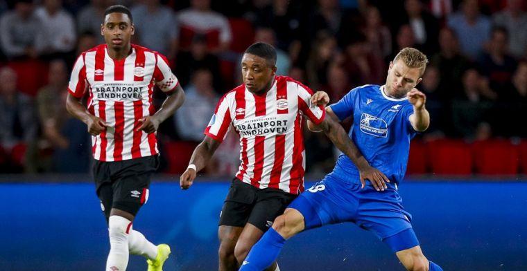Ploeterend PSV voorkomt ternauwernood afgang tegen Noorse middenmoter