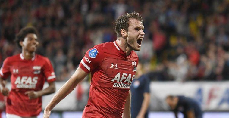 LIVE: AZ overtuigt met ruime zege, ook Feyenoord en PSV naar play-offs (gesloten)