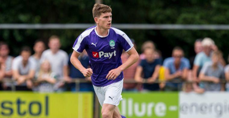 'Aan het einde van het seizoen kom ik terug bij FC Groningen, dat is het doel'