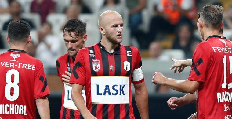 Volle bak: LASK verkoopt de thuiswedstrijd tegen Club Brugge binnen no time uit
