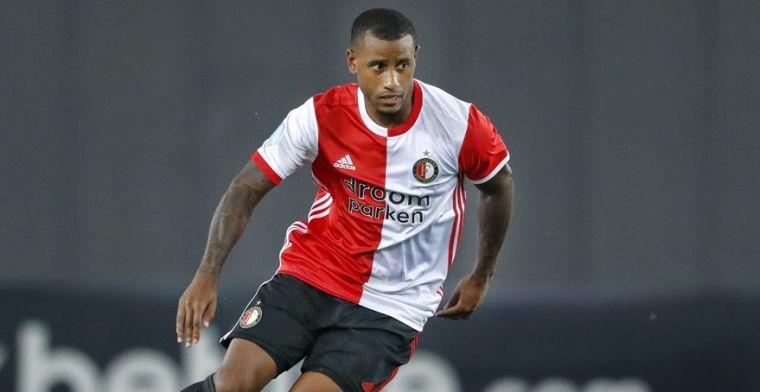 Opvallende rolverdeling bij Feyenoord: 'Natuurlijk wil ik voorzetten leveren'