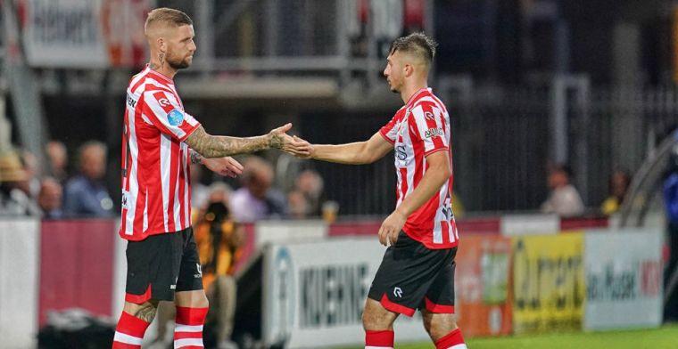 Sparta denkt mee met late transfer Veldwijk, PSV-spits (20) in beeld als opvolger