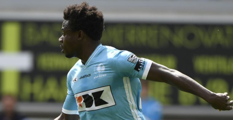 OFFICIEEL: Simon (ex-KAA Gent) mag tijdelijk zijn geluk beproeven in de Ligue 1