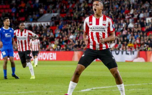 Afbeelding: 'Ziyech-scenario' dreigt: PSV-talent Ihattaren met 45 (!) anderen in voorselectie