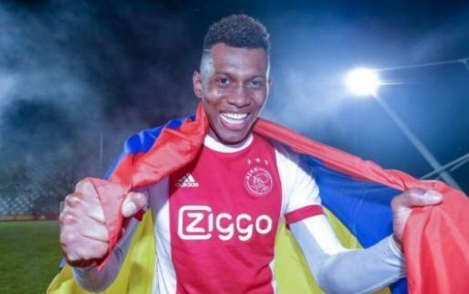 Afbeelding: 'Argentijnen hebben genoeg gezien: Cassierra na 24 minuten alweer terug naar Ajax'
