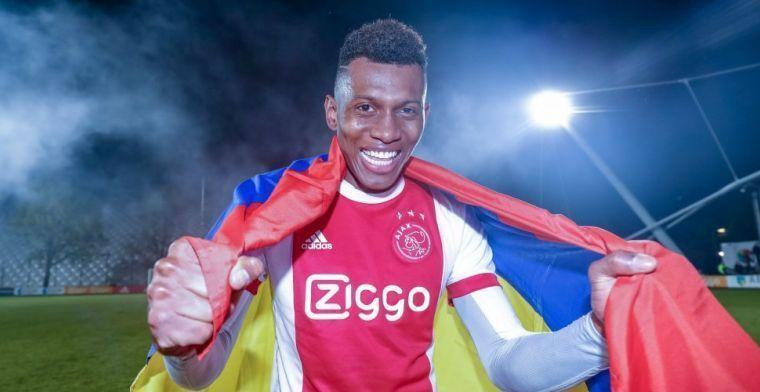 'Argentijnen hebben genoeg gezien: Cassierra na 24 minuten alweer terug naar Ajax'