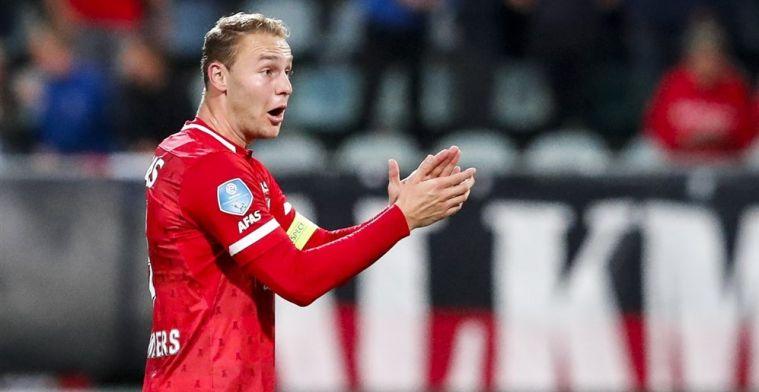 'De sfeer in Den Haag was goed, misschien wel beter dan in ons eigen stadion'