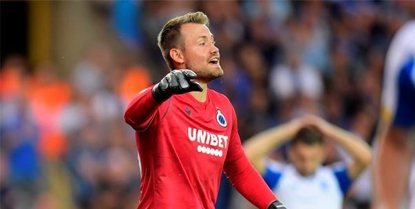 Club Brugge neemt besluit na komst van Mignolet: 'Hij moet weg'