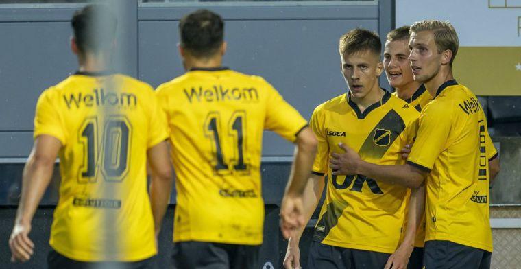 Vijfklapper voor NAC én FC Eindhoven, ook De Graafschap meldt zich aan kop