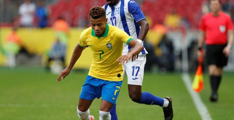 Mooi nieuws voor Neres: Tite roept Ajacied op ondanks mislukte Copa América