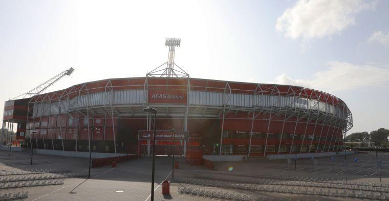 'Meer breuken en scheuren in dak AZ-stadion; acuut gevaar voor de veiligheid'