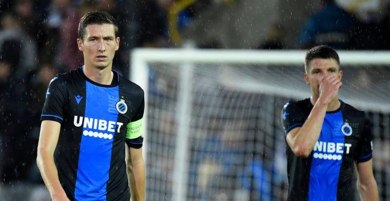 Aanhang van Club Brugge eist strafschop tegen Eupen: 'Wie zit er in het busje?'