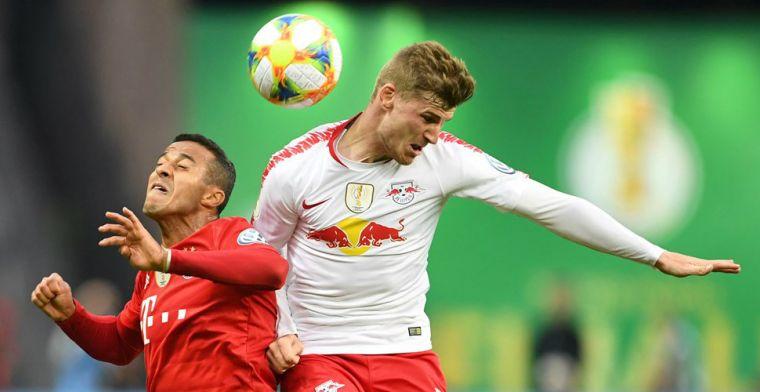 'RB Leipzig 'pokert' met Bayern, blijft bij 40 miljoen en riskeert gratis vertrek'