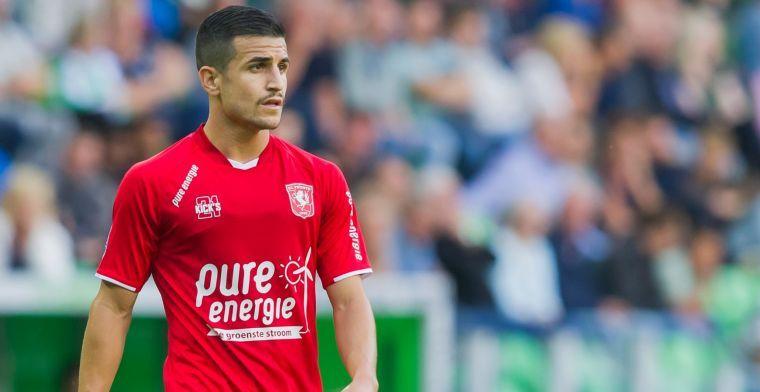 'FC Twente verbaasd: pechvogel Matos speelde 45 minuten door met kruisbandletsel'